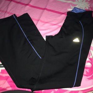 Adidas wide leg